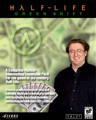 Half-Life: Green Shift