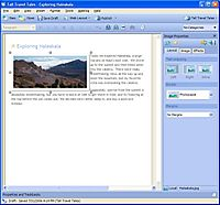 Travel Theme in Windows Live Writer