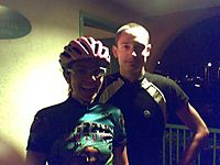 Post Ride Photo