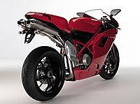 Ducati 1098 (Rear 3/4)