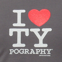 I Heart Typography