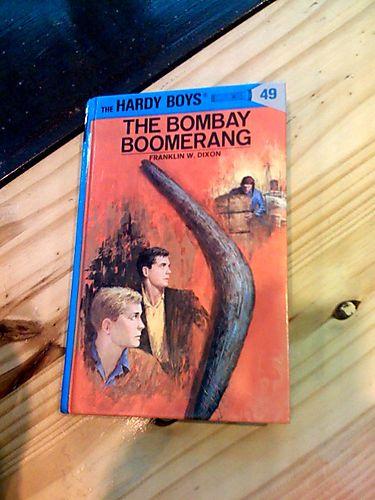 Hardy Boys - The Bombay Boomerang