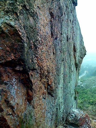 Vertical Face @ Genocide Rock