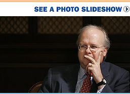 WSJ - Karl Rove Resigns