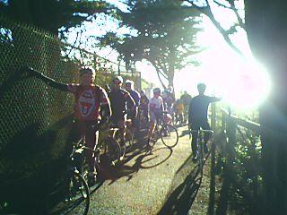 Waiting Riders