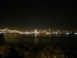 SF via Treasure Island